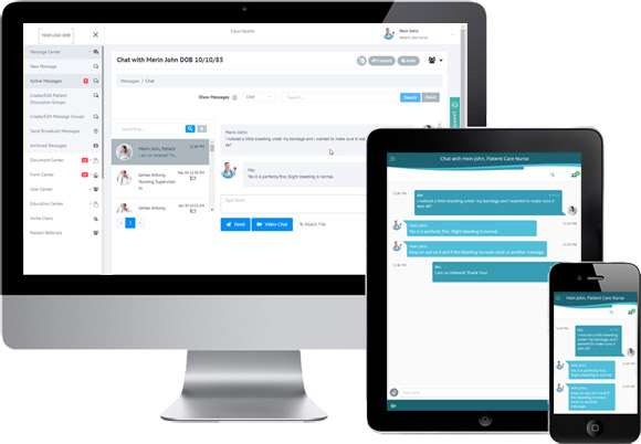 HIPAA-Compliant Messenger