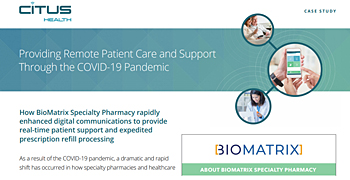 Providing Remote Patient Care and Support Through the COVID-19 Pandemic