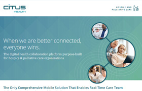 Solutions for Hospice and Palliative Care