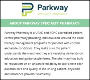 Case Study: Parkway Specialty Pharmacy Optimizes Patient Engagement and Productivity